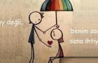 Resimli Sevgi Sözleri