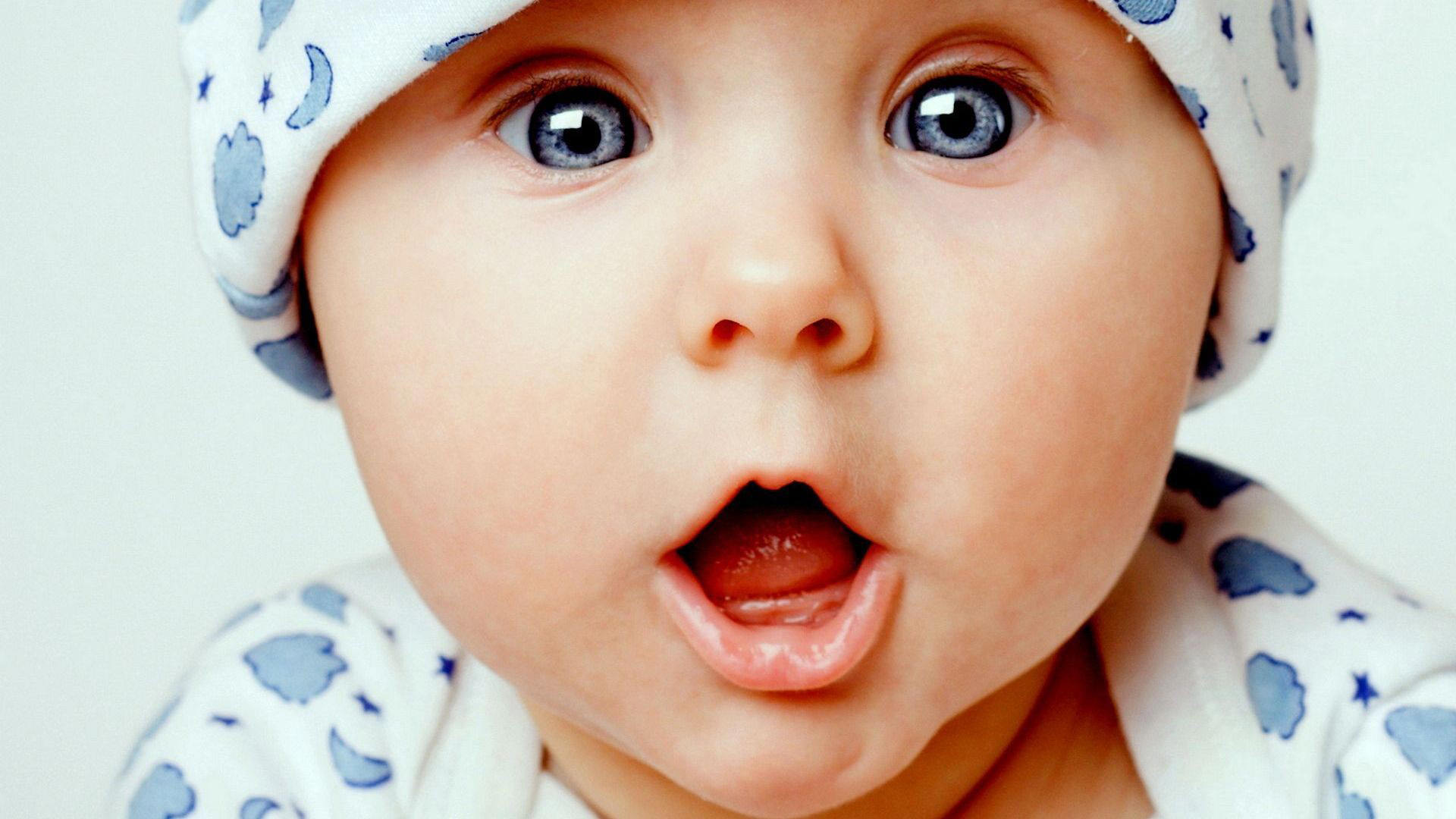 En güzel bebek fotoğrafları