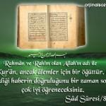 Resimli Dini Sözler