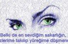 Gözlerle İlgili Sözler