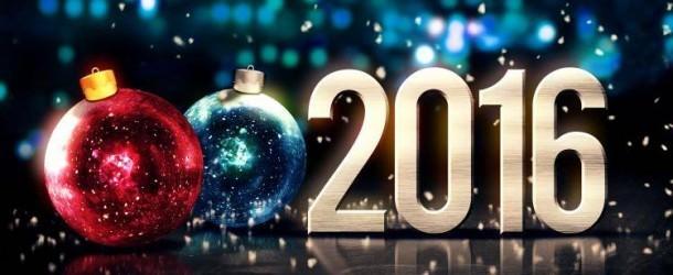 2016 Yeni Yıl Mesajları