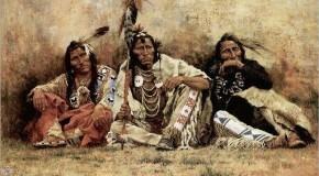 Kızılderili Atasözleri