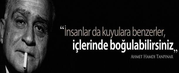 Ahmet Hamdi Tanpınar Sözleri